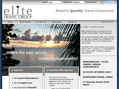 Elite Travel Group