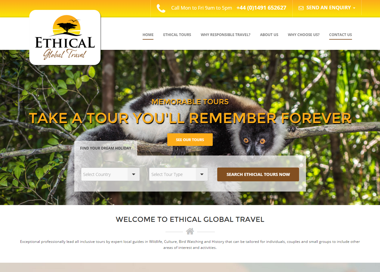 Ethical Travels